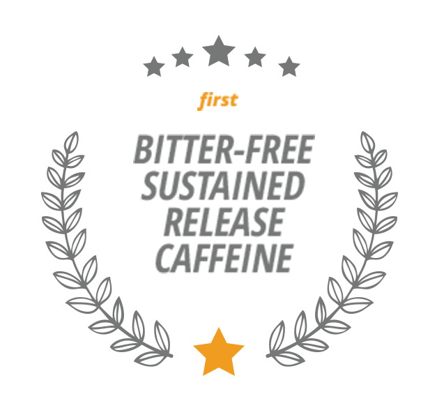 First Bitter-Free Substained Release Caffeeine